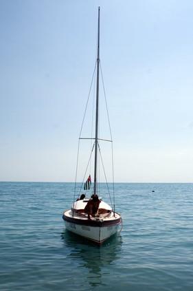 "Яхта ""Морская черепаха"""