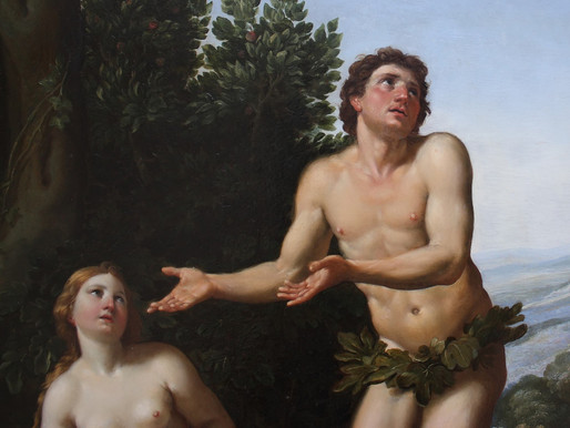 """A Síndrome de Adão – O esconder-se do """"ser"""" Homem"""