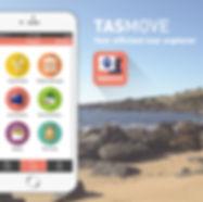 Tasmove, 澳洲旅遊APP設計