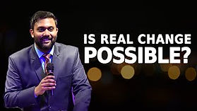 Is Real Change Possible