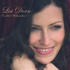 Lisi Dorn - Endlich Weihnachten - CD Cover