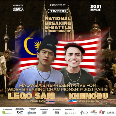 News | Conclusion of the National Breaking E- Battle Championship on the 3rd of October 2021,