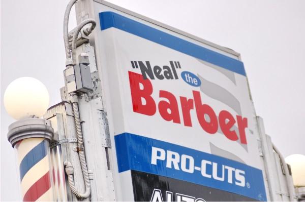 Neal's Barbershop