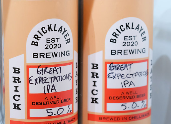 GREAT EXPECTATIONS / IPA - 32oz Can