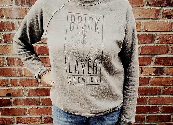 Bricklayer Crew Neck Sweatshirt - Unisex