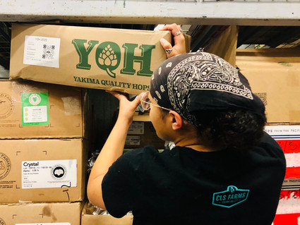 Spotlight: Legion Brewing and Yakima Quality Hops