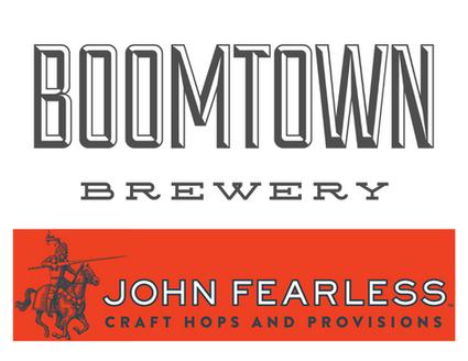 El Dorado® Recipe: Boom Town Brewing & John Fearless