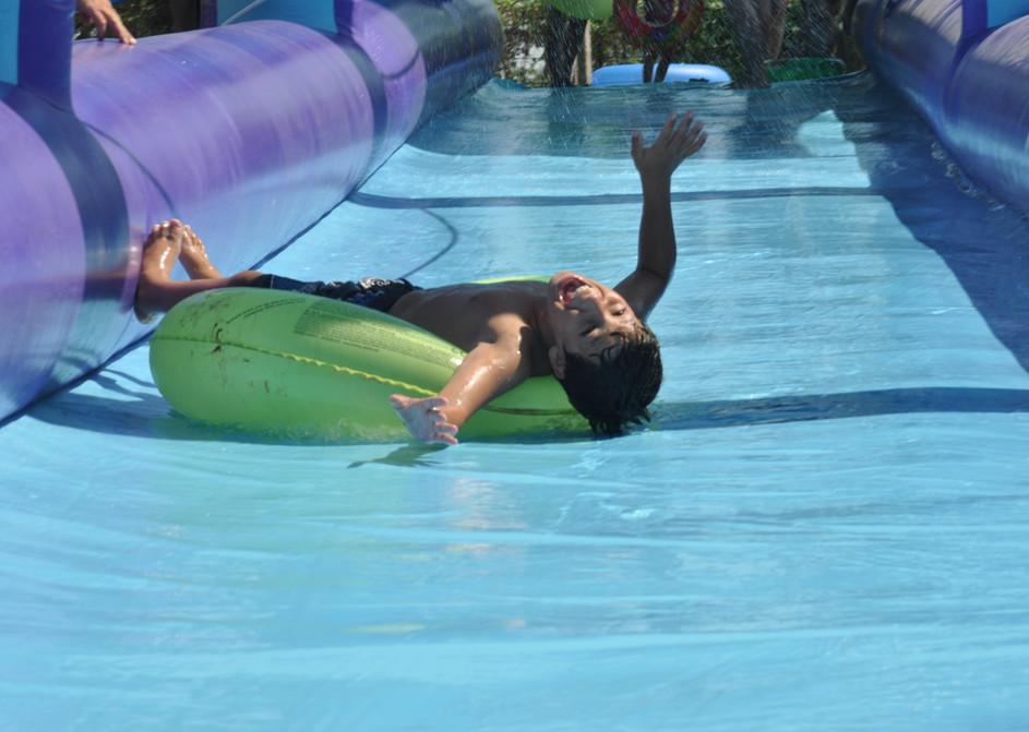 פעילויות מים עם ילדים