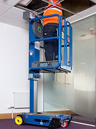 Pop up hire, power tower hire
