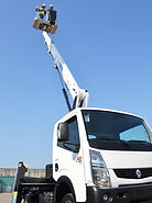 Truck mounted lif hire, nifty lift hire