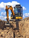 Digger Hire UK, Excavator Hire UK
