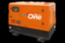 Hirefoce One Generator hire