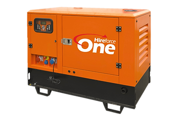 Hirefoce One Generator hire