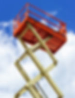 Cherry picker hire, scissor lift hire nationwide