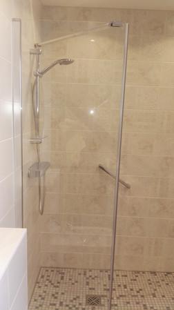 Robinetterie de douche
