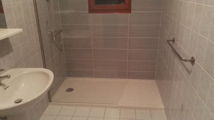 remplacement de baignoire par douche