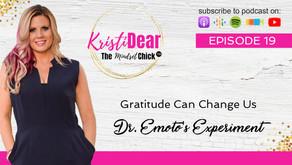 Dr. Emoto's Experiment - Gratitude Can Change Us