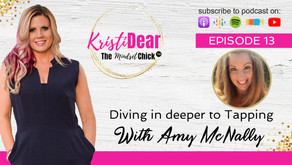 Diving in Deeper to Tapping With Amy McNally