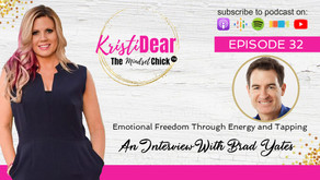 Emotional Freedom Through Energy and Tapping - An Interview With Brad Yates