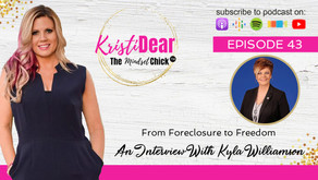 Kyla Williamson: From Foreclosure to Freedom