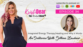 Integrated Energy Therapy/Healing and Why it Works - an Interview with Jillian Laudano