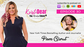 Pam Grout: New York Times Bestselling Author and Journalist