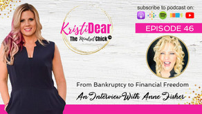 Anne Fisher: From Bankruptcy to Financial Freedom