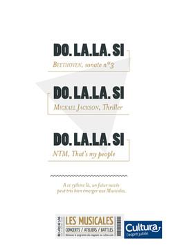 Cultura - Les musicales Dolalasi