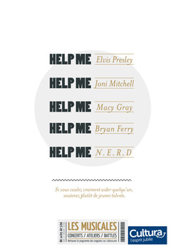 Cultura - Les musicales Help me