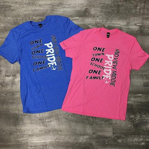 Middie Pride T Shirt