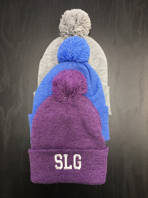 SLG Pom Pom Hat