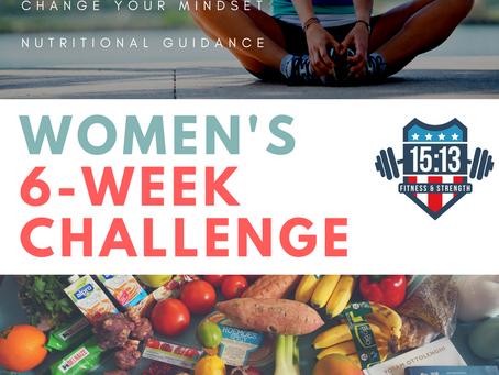 6-Week Women's Challenge
