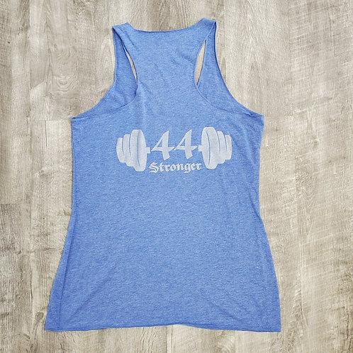 44Stronger Women's Barbell Tank Top