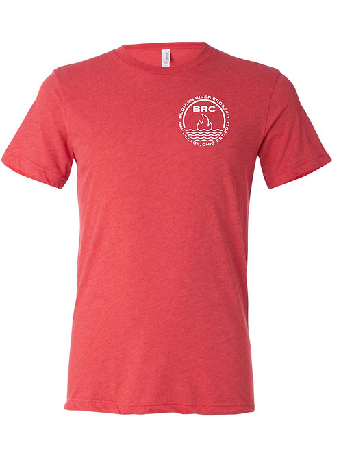 BRC Unisex T-Shirt Red Circle
