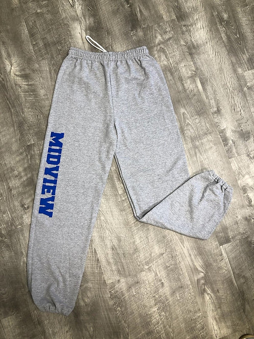 Midview Youth and Adult Cuffed Sweatpants
