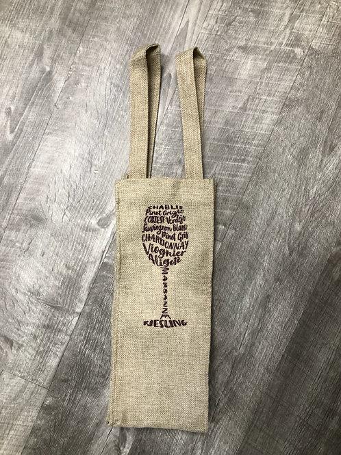 Wine Glass Wine Bag