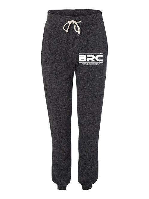 BRC Eco Fleece Dodgeball Sweatpants Black Barbell