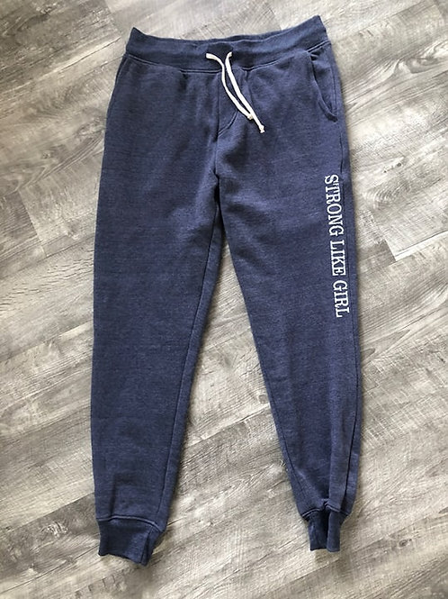 Strong Like Girl Unisex Sweatpants