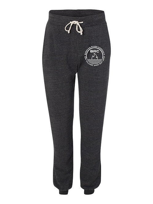 BRC Eco Fleece Dodgeball Sweatpants Black Circle
