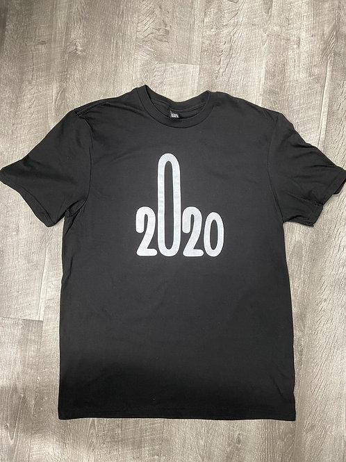 2020 Middle Finger T Shirt