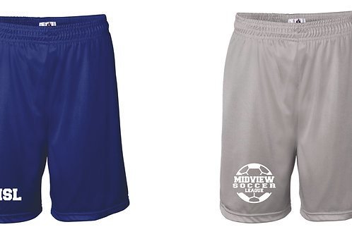 MSL Men's Shorts Youth & Adult