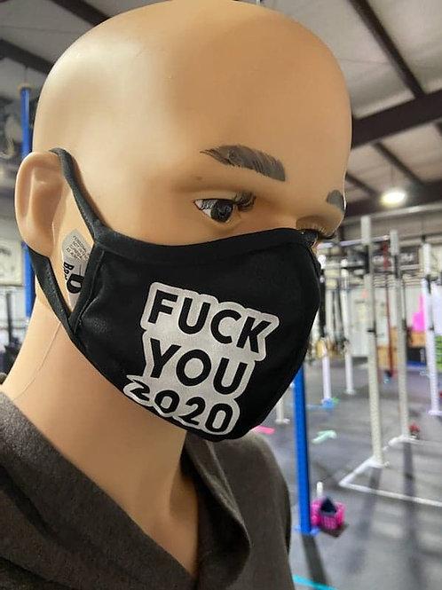 FU 2020 Face Mask