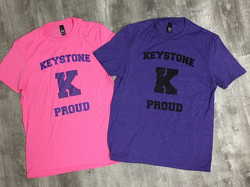 Keystone Proud Youth and Adult T Shirt