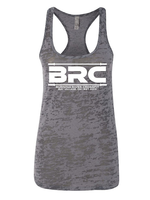 BRC Burnout Tank Gray Barbell