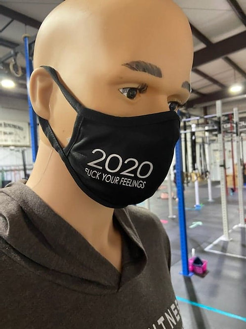 2020 F Your Feelings Face Mask