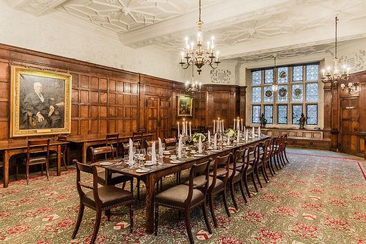 Ironmongers' Hall - Luncheon Room - Baor