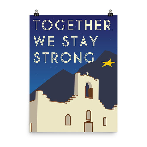 18x24 Together Poster