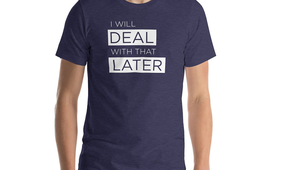 Deal later