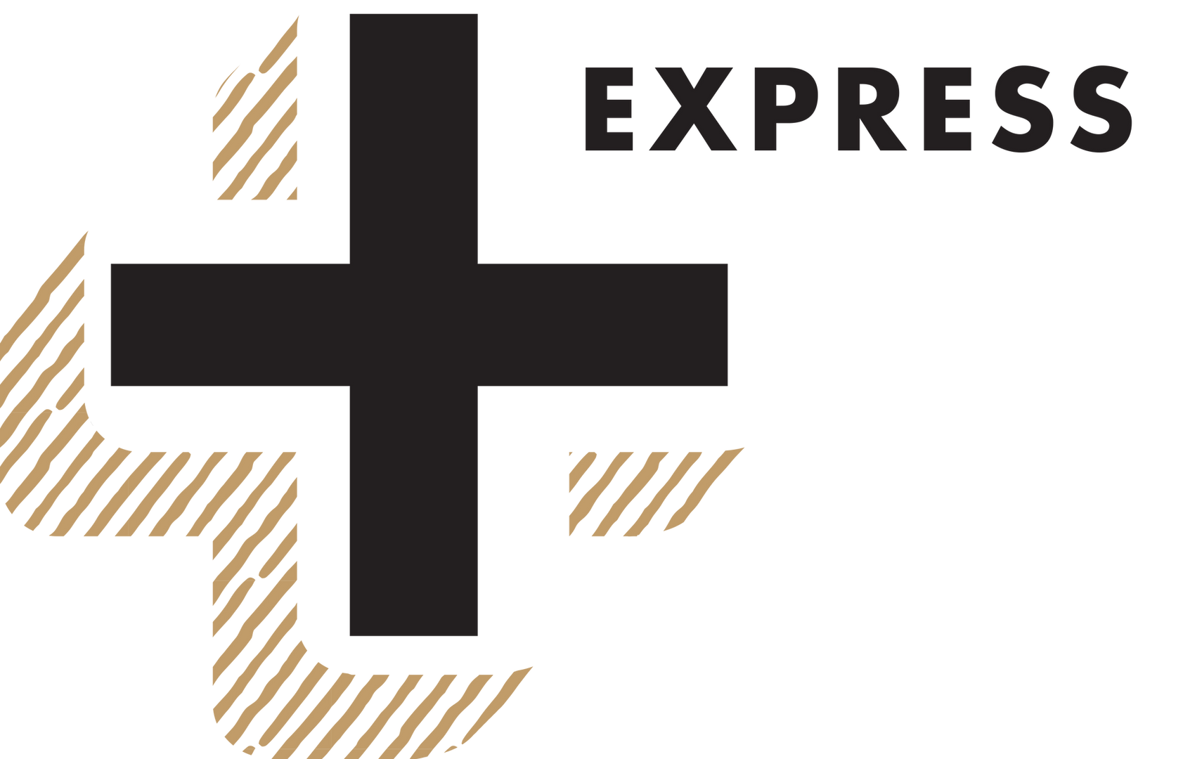 Express Black, Gold Icon.png