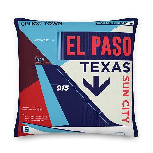 El Paso Premium Pillow